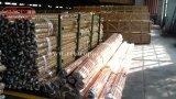 La réfrigération de tuyaux en cuivre avec du cuivre pur