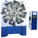 3개의 도끼 기계를 형성하는 자동적인 CNC 철사 봄