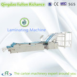 China AUTOMATIC High speed PAPER board floods Laminator