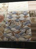 Azulejo de cerámica de la pared de la flor del material de construcción de la cocina brillante hermosa del cuarto de baño
