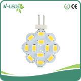 Lámparas para gabinete doméstico LED blanco cálido G4 LED