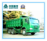 Sinotruk HOWO 6X4の頑丈なダンプのダンプカートラック