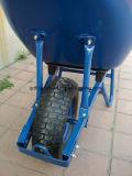 Trole do carro da ferramenta do carrinho de mão de roda do Wheelbarrow Wb8600 da ferramenta de jardim