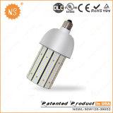 12-24VDC bulbo 30W del maíz de la energía solar LED