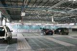 Baia della preparazione dell'automobile di manutenzione della stazione del preparato del Downdraft con le lampade infrarosse