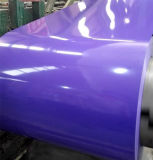 Bobina de aço pré-pintada PPGI com cores Ral