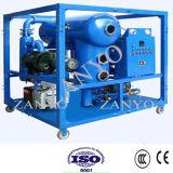두 배 단계 진공 변압기 기름 여과 기계