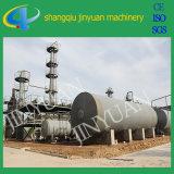 De Olie van het afval, Sluge, de Installatie van /Continious Distilation van de Machine van het Recycling van de Olie van de Motor van het Afval (x-y-9)