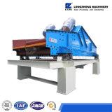 Máquina de mineração para a areia que seca com a tela de vibração do &PU do motor