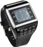 Q5 Quadband 단 하나 SIM 카드 대기 Bluetooth 시계 전화