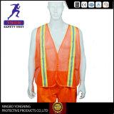 Het weerspiegelende Vest van de Veiligheid voor Volwassenen met Weerspiegelende Band