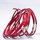 Fio elétrico da fonte H07V-U da fábrica