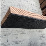 Estrutura de alumínio /almofada de resfriamento da estrutura de aço inoxidável