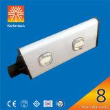 luz de calle solar 120W con el disipador de calor de la tecnología del PCI