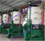 De plantaardige Machine van de Pers van de Verdrijver van de Olie van de Sesam van de Sojaboon van Zaden (WS6YL)