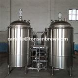 マイクロビール醸造所の生ビールの醸造装置