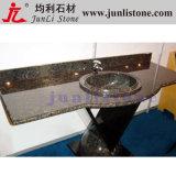 Granit Stone Tile Vanity Top/Countertops pour Kitchen/Bathroom