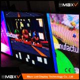 옥외 스크린을%s 풀 컬러 디지털 텔레비젼 P10 LED 상업 광고 전시