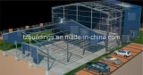 Estructura de acero de ingeniería Pre económica Almacén