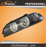 E39 00-03のためのAelwenの天使の目の前部ヘッドライト