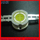 5W Blanco de los diodos LED de alta potencia con chips Epistar