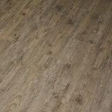 Favorable à l'environnement sécher en arrière/étage desserré de vinyle de PVC de planches de Lvt de configuration/cliquetis
