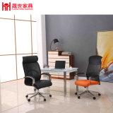 Роскошная кожа PU стула офиса шарнирного соединения менеджера Excutive босса с заголовником