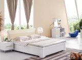 Mobiliário de quarto moderno lacado moderno de design elegante novo (HC220)