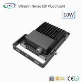 Serie ultrasottile dell'indicatore luminoso di inondazione del LED 10W con Ce&RoHS