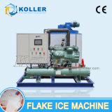Промышленная большая емкость 10 хлопь тонн создателя льда (KP100)