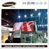 Mur polychrome de vente chaud de vidéo d'écran de l'Afficheur LED 2017 P3