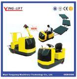 航空機の牽引のトラクター、電気牽引のトラクター、手荷物の牽引のトラクター
