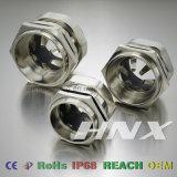 Type en laiton imperméable à l'eau presse-étoupe d'Anti-Aimant en métal IP68 EMC de Hnx de câble