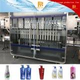 Lineaire Intelligente Gebottelde het Vullen van de Kleverige Vloeistof van de Was van het Lichaam van de Shampoo Machine