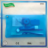 Голубой набор нося мешка ортодонтический, ортоый набор