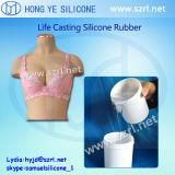 Gomma di silicone liquida del grado medico per rendere mano prostetica