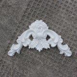 Ornamento de poliuretano PU Decoración moldeo aplique&Onlay Hn-S029