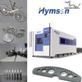 Machine de découpage de laser de fibre de feuillard de 2017 aciers inoxydables/acier du carbone/acier doux 4000W