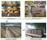 自動空のブロックの生産ライン