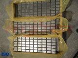 A532 de Witte Slijtvaste Materialen die van het Ijzer ASTM de Blokken van Chocky van de Delen van de Slijtage CB50 ontginnen