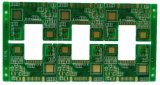 1.2mm 4L Multilayers BGA+Impedance 조절 회로 널 PCB