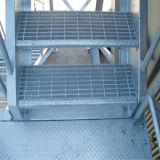 プラットホームで使用される高品質の階段踏面