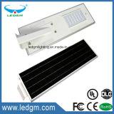 L'alto lumen IP65 esterno 25W ha integrato tutti in un lampione solare del LED