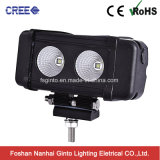 Barre de forte intensité d'éclairage LED de Xml 20W de CREE d'IP67 10W (GT3300-20W)
