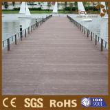 Material de decoração exterior composto WPC deck exterior