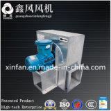 Bd4-72-3.6A Ventilator van de Isolatie van de Hitte van het Roestvrij staal de Vierkante