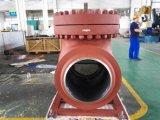Tipo de abertura e fechamento da válvula de retenção de disco de Inclinação