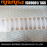 Etiqueta disponible del parabrisas de la voz pasiva RFID