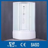 Cabines blanches de douche de la Chine de couleur reconnues par ce