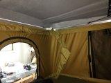 مقطورة خيمة [أبس] يستعصي قشرة قذيفة أعلى خيمة سيارة سقف أعلى خيمة [كمب تنت]